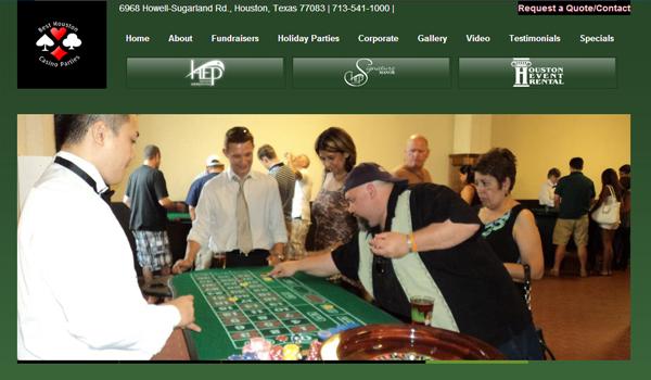 Houston casino parties